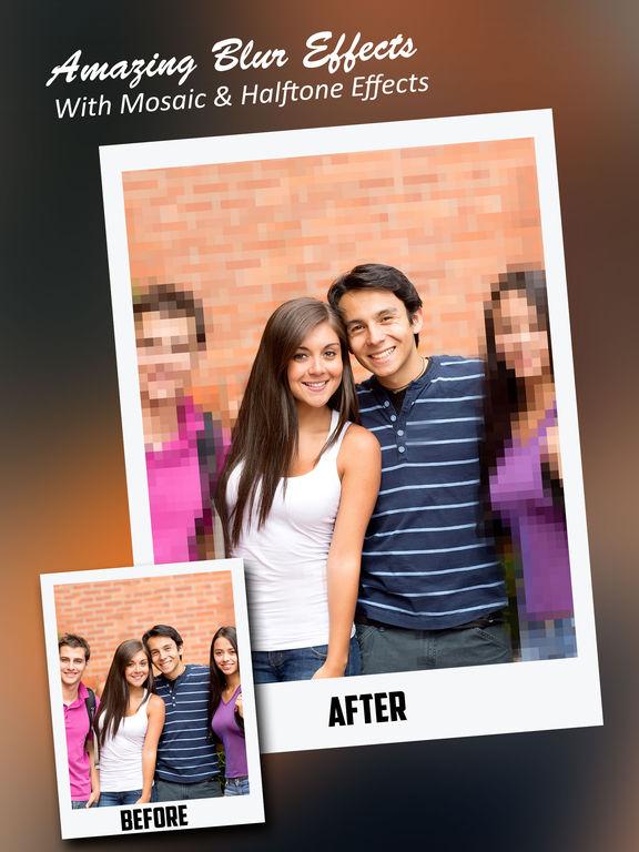 Fancy Blur Effects for Touch Blur & Border Blur screenshot 7