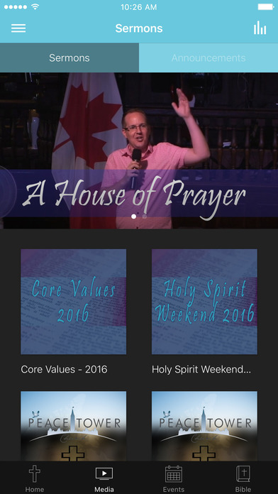 Peace Tower Church screenshot 2