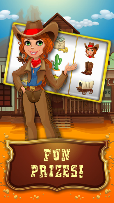 Western Cowboys Slots screenshot 2