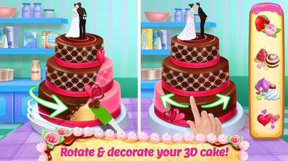 Real Cake Maker 3D Bakery screenshot 1