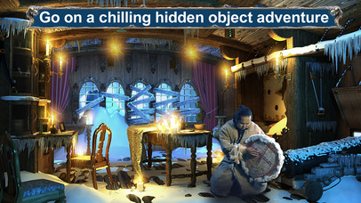 Mystery Expedition: Prisoners of Ice Hidden Object screenshot 5