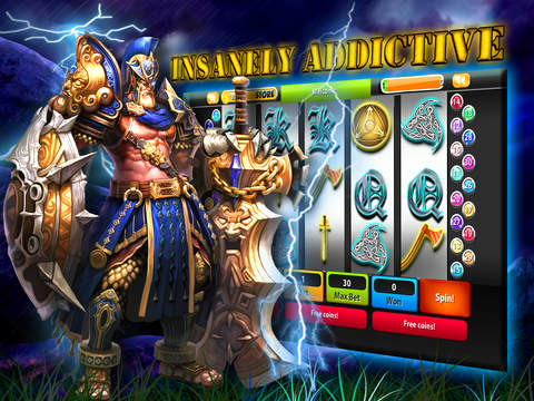 Reels of Zeus Slot Machine Casino: An Epic Odyssey - náhled