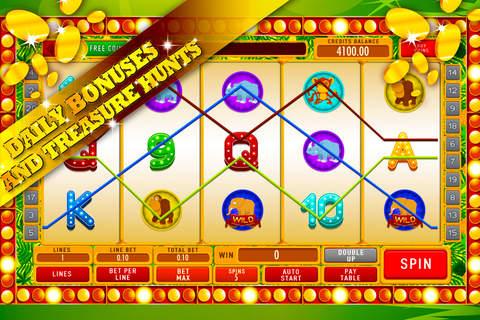 Lucky Monkey Blast Slot Machines: Play & win big w - náhled