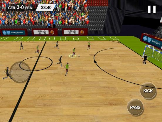 Indoor Soccer Futsal 19 screenshot 10