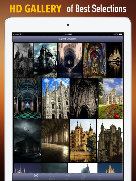 Gothic Architecture Wallpapers HD-Art Pictures screenshot 6