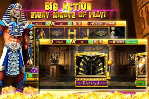 The Slot Lost Golden Treasure Of Pharaoh King – Eg - náhled