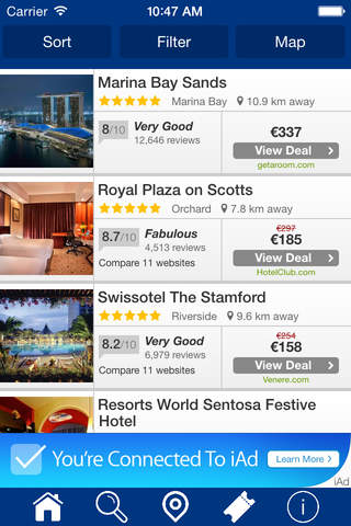Versilia Hotels + Compare and Booking Hotel for To - náhled