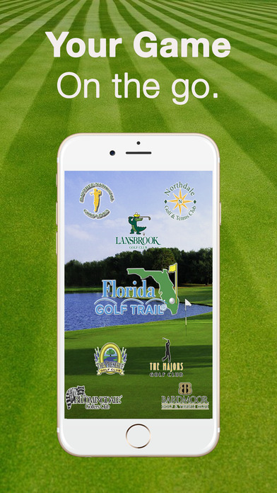 Florida Golf Trail screenshot 1