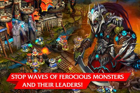 Defenders: Tower Defense Origins - náhled