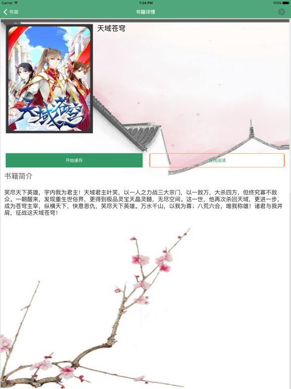 风凌天下著玄幻小说:天域苍穹 screenshot 6