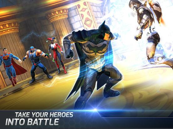 DC Legends: Fight Superheroes screenshot 6