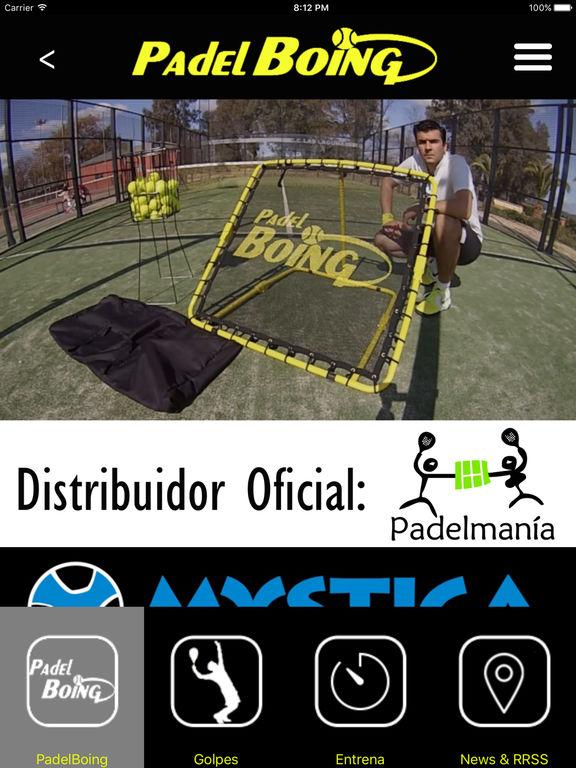 PadelBoing screenshot 8