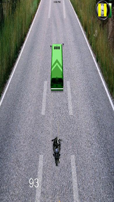 A Racing Driving Biker Pro - Extreme Simulator screenshot 4