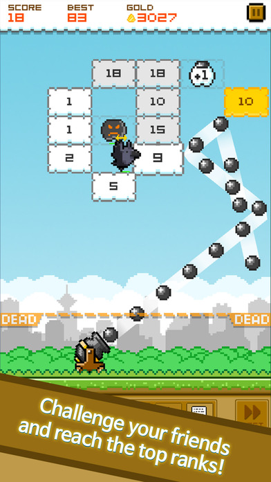 Cannon - Brick Breaker screenshot 4