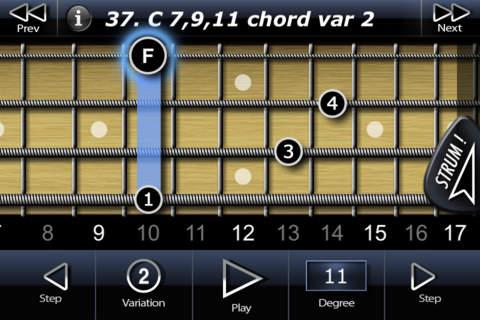 Bassman Chords 2 - náhled