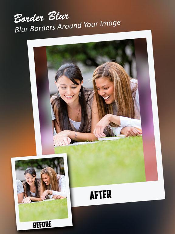 Fancy Blur Effects for Touch Blur & Border Blur screenshot 9