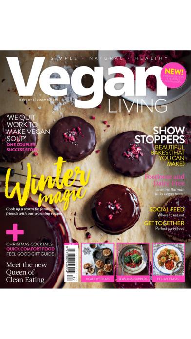 Vegan Living screenshot 1