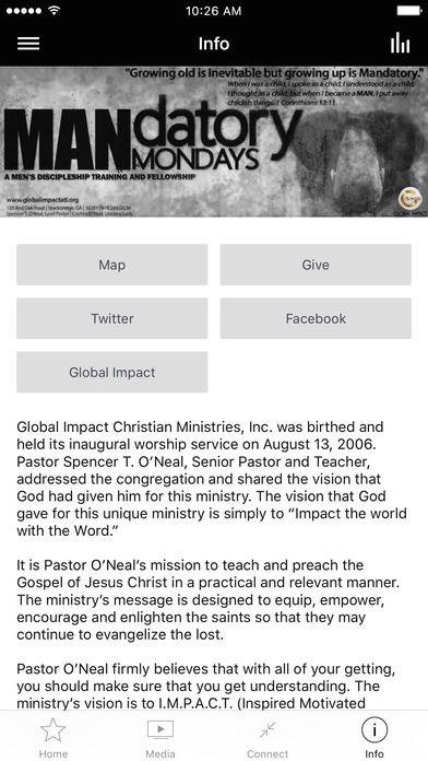 Global Impact - Stockbridge,GA screenshot 3