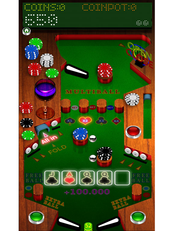 Pinball Poker FREE screenshot 5