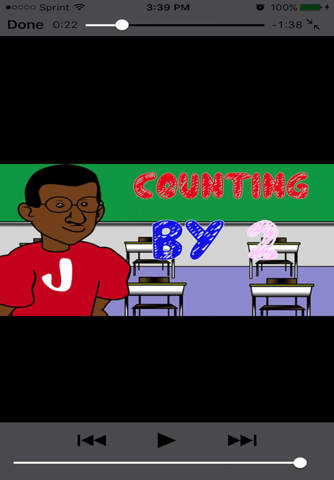 Counting By 1, 2 & 3 - náhled