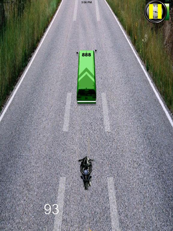 A Racing Driving Biker Pro - Extreme Simulator screenshot 8