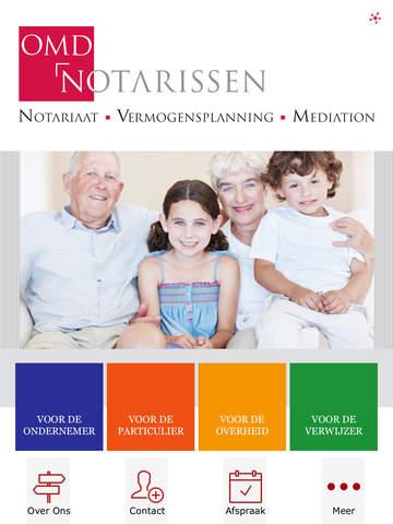 OMD Notarissen - náhled