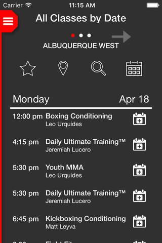 UFC Gym - náhled