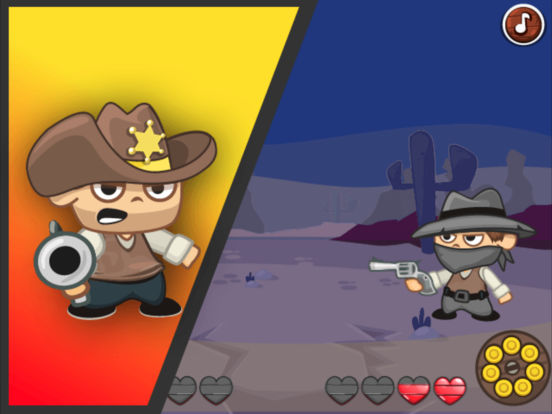 Wild West Shootout - Bandit Duel screenshot 6