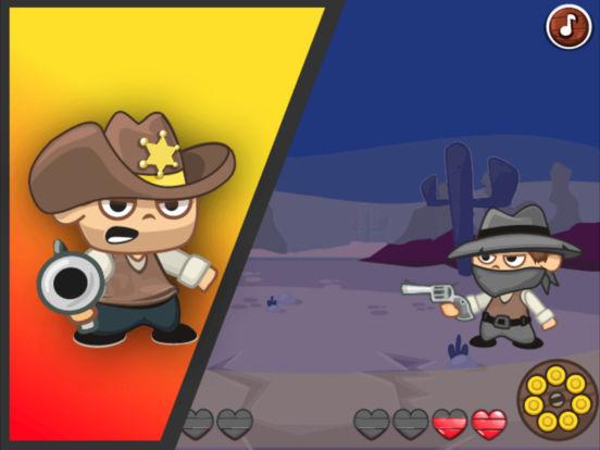 Wild West Shootout - Bandit Duel screenshot 6