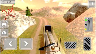 Extreme Truck Hill Drive : Real Mountain Climb-er screenshot 2