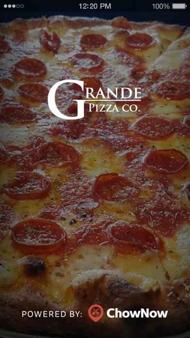Grande Pizza To Go screenshot 1