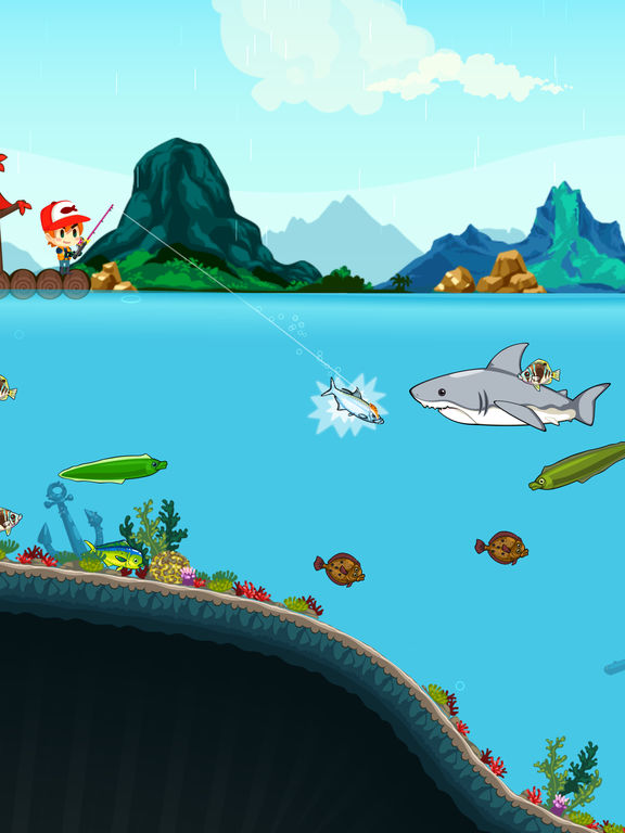 iphones for free fishing screenshot 12516