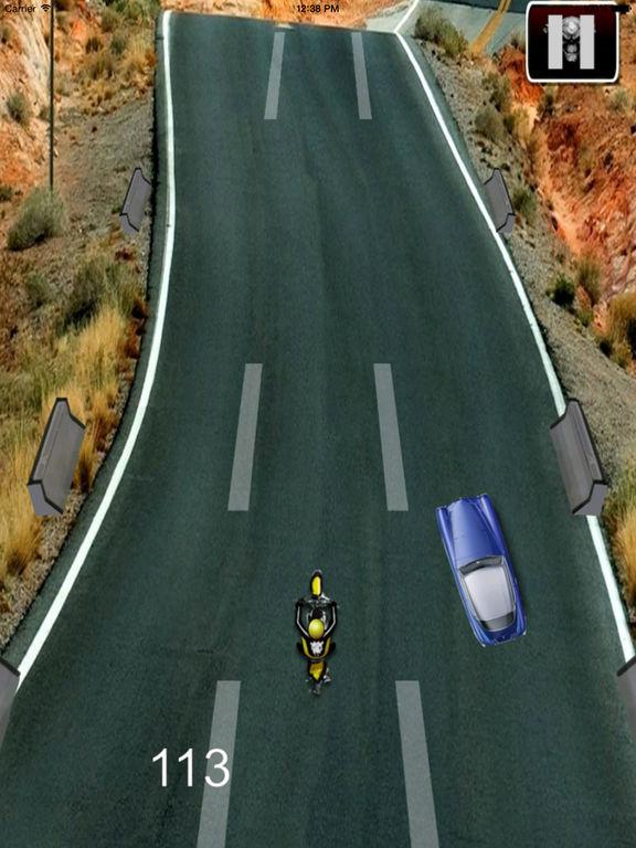 Brotherhood Of Motorcycle - Amazing Real Bike Race screenshot 10