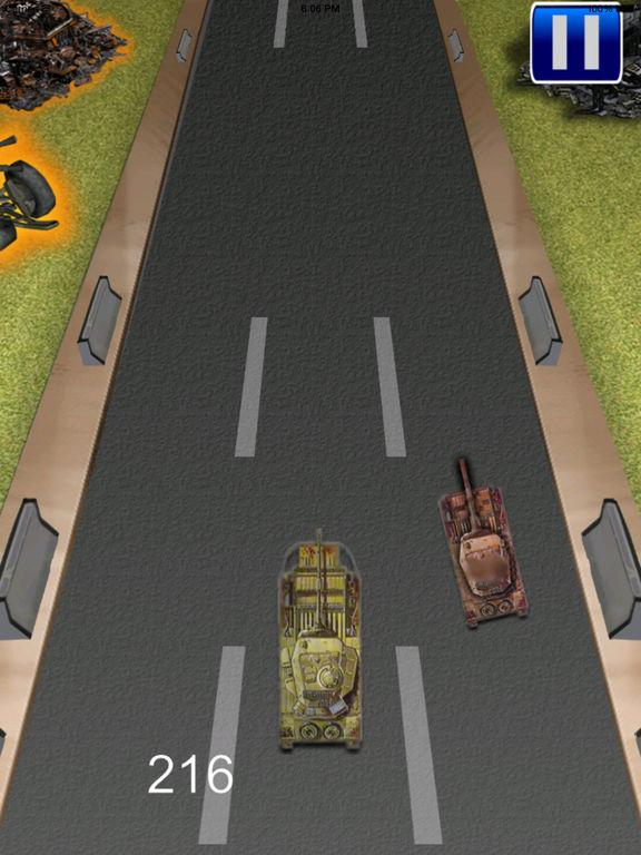 A Tank Furious Pro - The Best Games Rivals Sprint screenshot 6