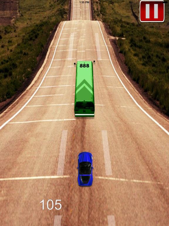 Awesome Nitro Car - Real Speed Xtreme Race screenshot 8
