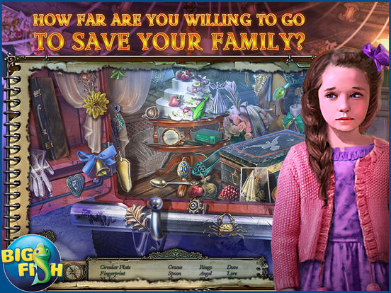 Whispered Secrets: Into the Beyond - A Hidden Object Adventure screenshot 7