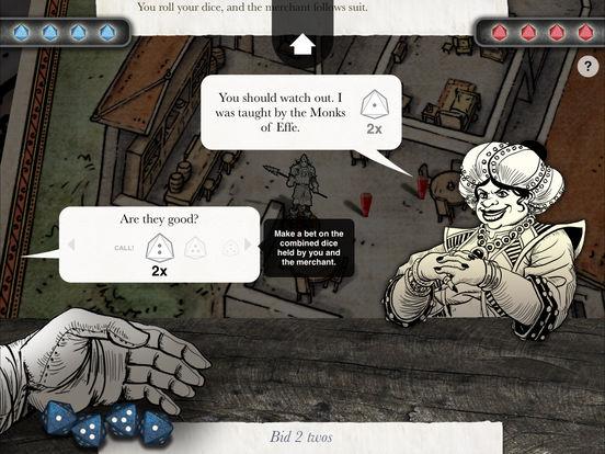 Sorcery! 4 screenshot #5