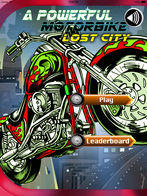 A Powerful Motorbike Lost City PRO - Game Bike Extreme And Crazy screenshot 6