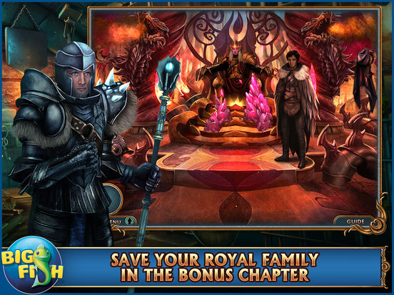 Nevertales: Legends - A Hidden Object Adventure screenshot 9