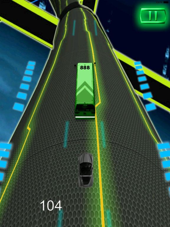 A Speed Neon Car - Amazing Speed Light Car screenshot 8