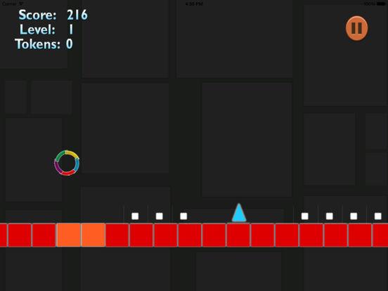 Color Geometric Mash - An Adventure Of Intense screenshot 10