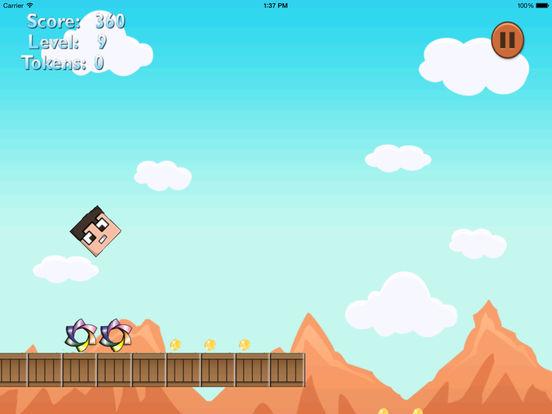 Mr. Super Jumper PRO - Survivor Island Hero screenshot 9
