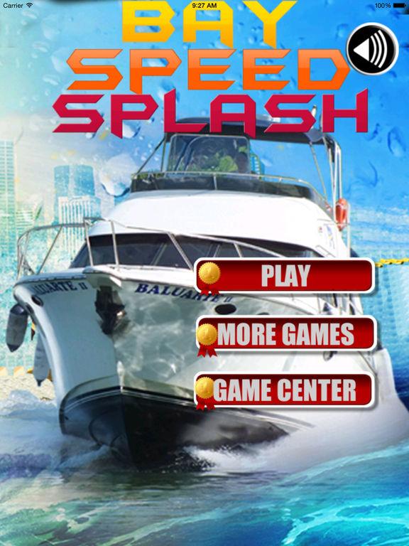 Bay Speed Splash screenshot 6
