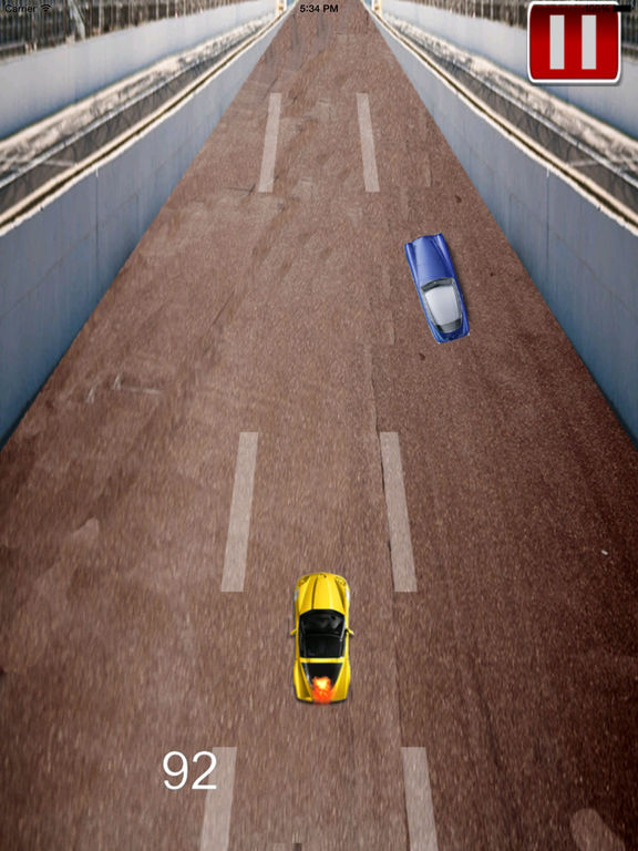 Fury Racing Cars In The City Pro - For Revenge And Victory screenshot 8
