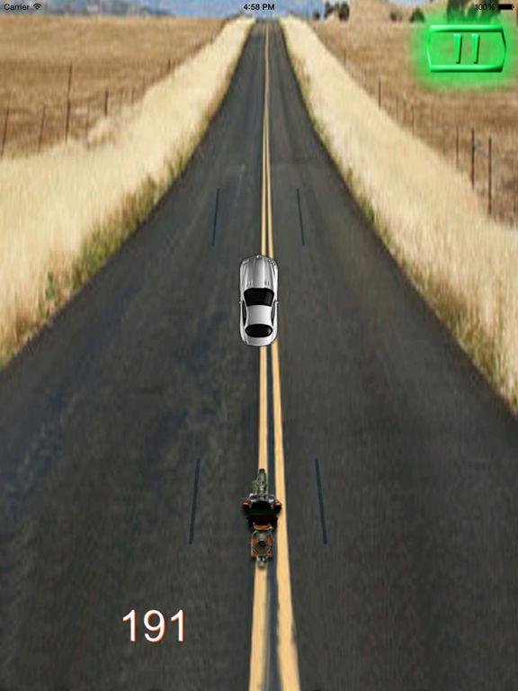 Fast Motorcycle Hero - Highway Ride Amazing screenshot 7