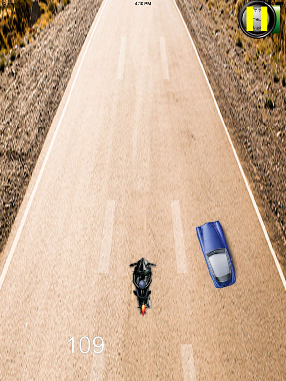 Dangerous And Fast Driving Of Motorcycle - Awesome Racing Highway Game screenshot 9