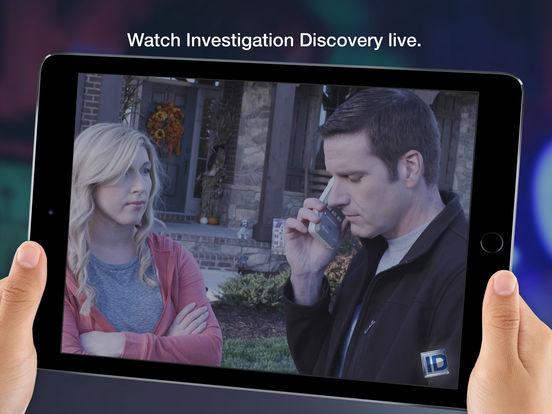 Investigation Discovery ID GO screenshot 8