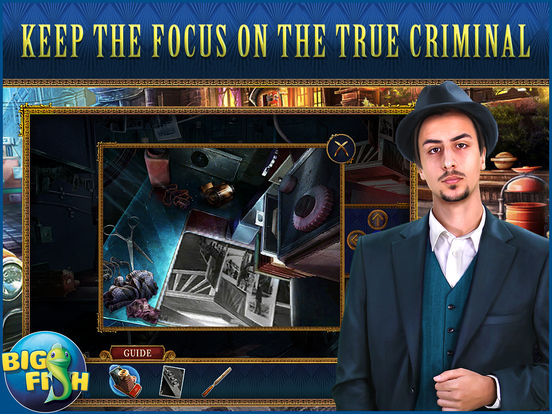 Final Cut: Fade To Black - A Mystery Hidden Object Game screenshot 8