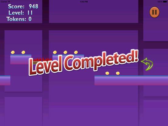 Bouncing Spikes Amazing PRO - Temple Geometry Jump screenshot 9