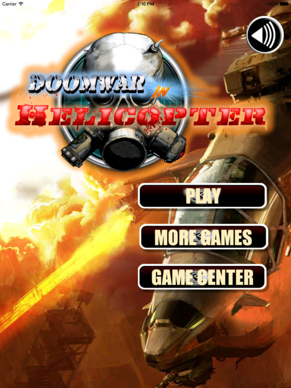 Doomwar In Helicopter - Combat War Strike screenshot 6